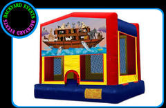 Noah's bounce 4 in 1 $435.00 DISCOUNTED PRICE $349.00 + FREE DELIVERY